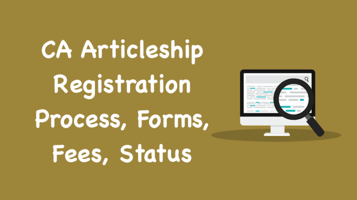 CA articleship