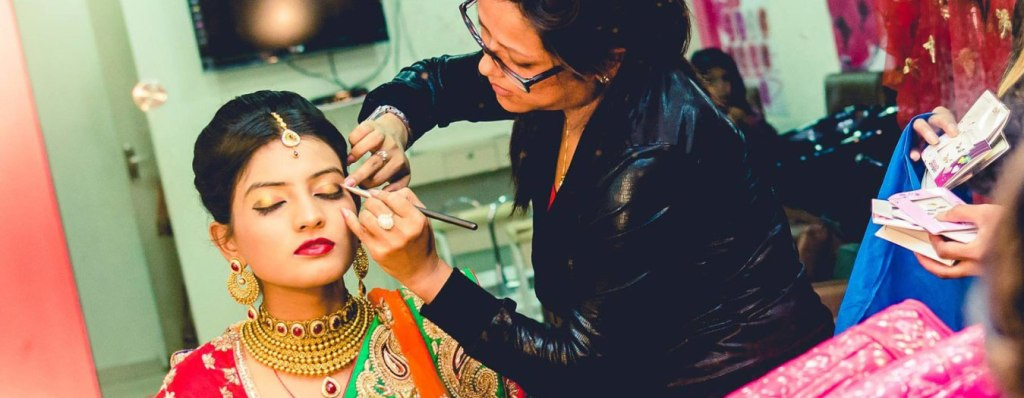 top bridal makeup packages in India