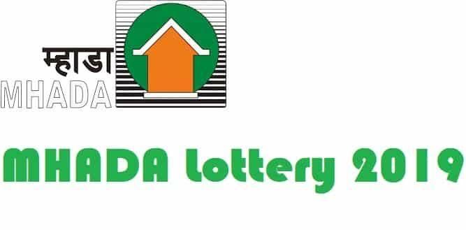 MHADA lottery housing scheme