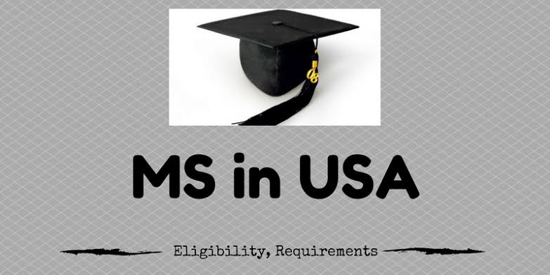 MS courses in USA